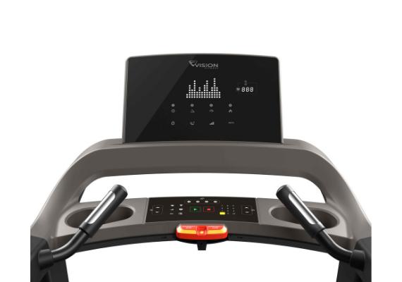 T600 Treadmill console