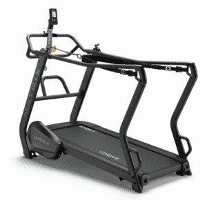 self powered treadmill with console
